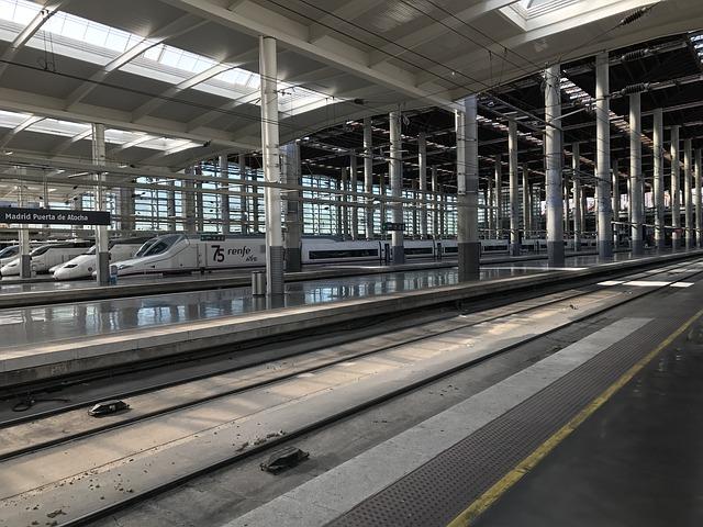 tren madrid