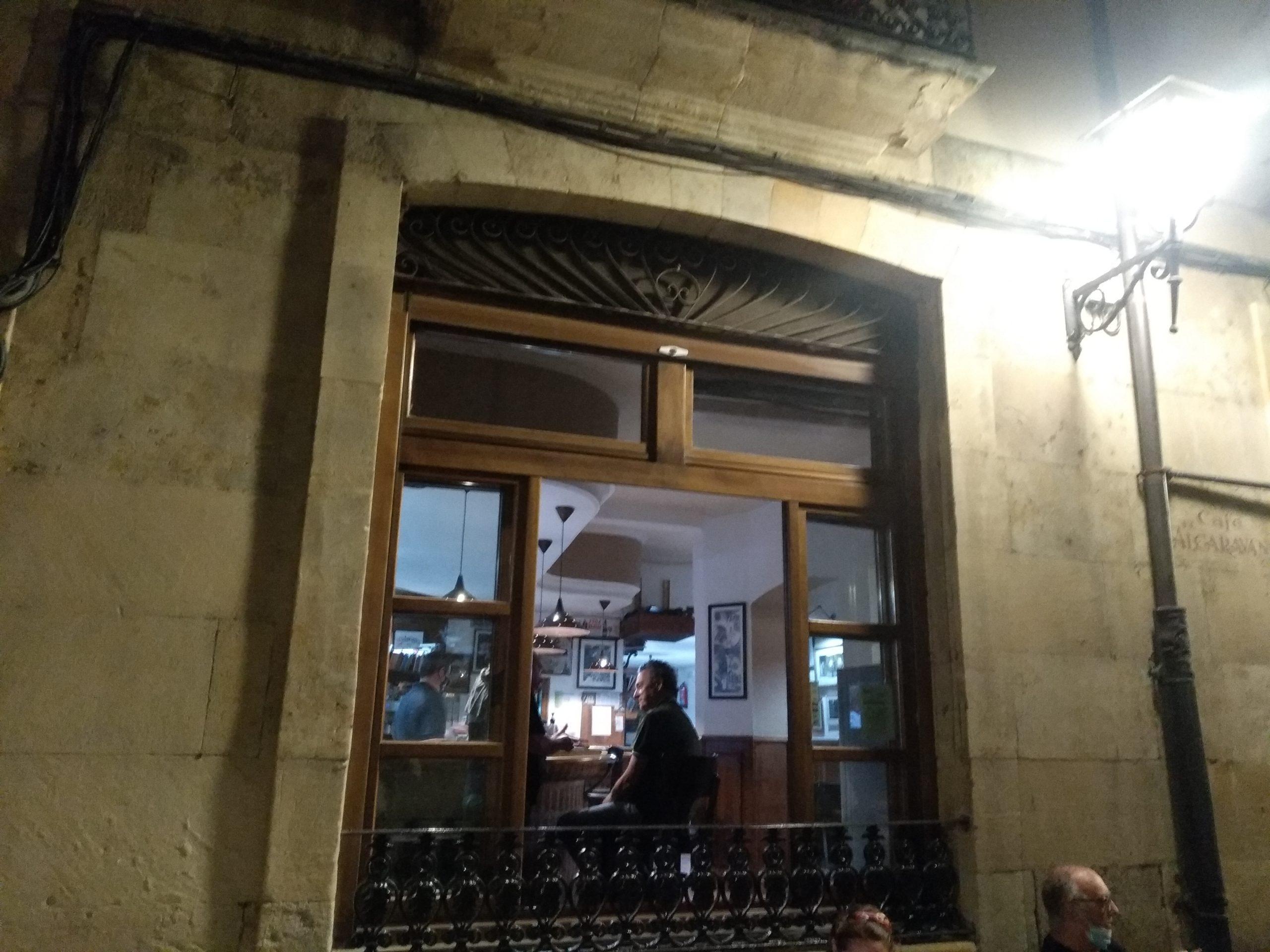 Café El Alcaraván, Salamanca